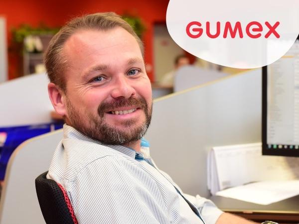 GUMEX: Úspora 750000Kč ročně