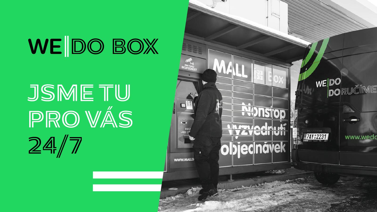Nová služba WE|DO BOX