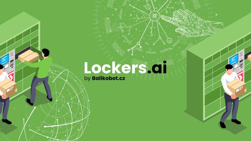 Chytrá technologie Lockers.ai