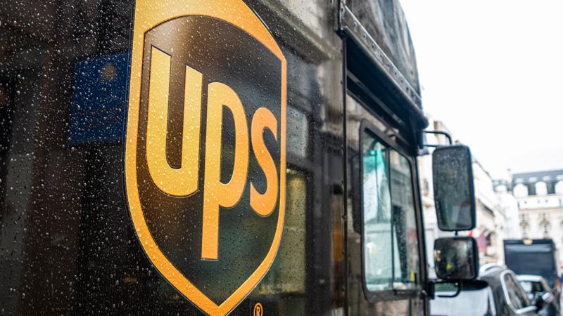 Dopravce UPS